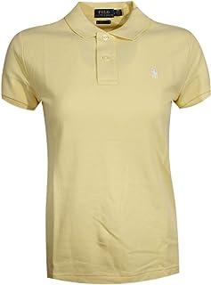Ralph Lauren Skinny Fit Women Logo Polo Shirt