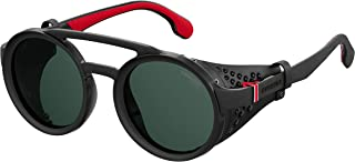 Carrera 5046/s Oval Sunglasses BLACK 49 mm