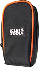 Multimeter Carrying Case, Constructed of black 600 Denier Nylon, Klein Tools 69401