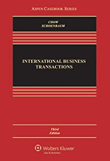 International Business Transactions (Aspen Casebook)