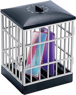 Prisión de teléfono celular, caja de teléfono celular con temporizador, cárcel de teléfono celular con bloqueo para manten...