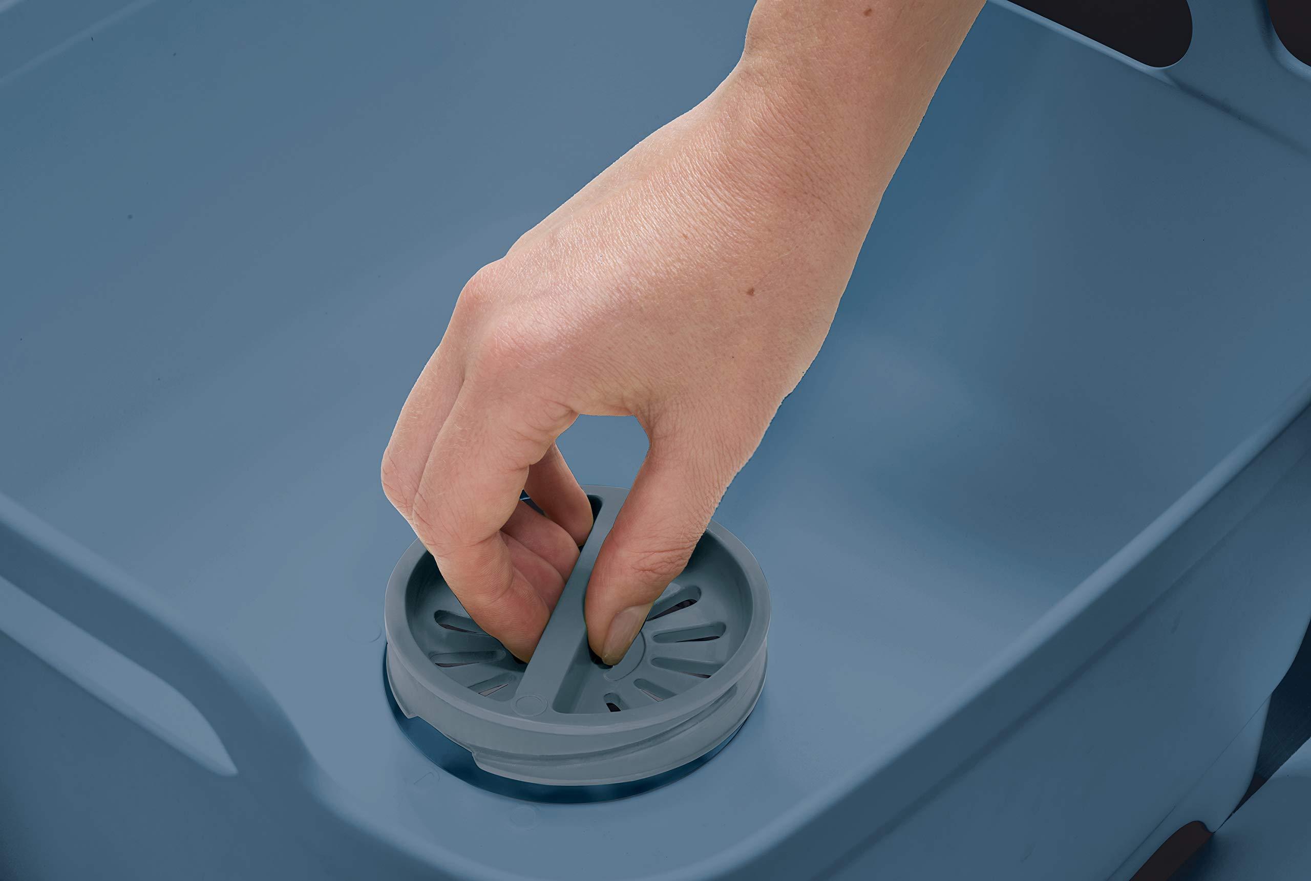 Joseph Joseph brush up spülbürste glasspülbürste glasbürste pour lavabo