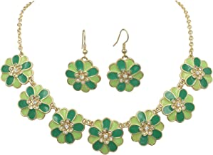 Best kelly green bubble necklace Reviews