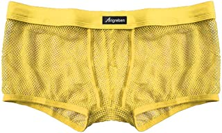 Haepe Men Sexy Underwear Boxer Briefs Shorts Bulge Pouch Underpants Shorts Micro Modal Ultra Soft Stretchy Briefs Trunks