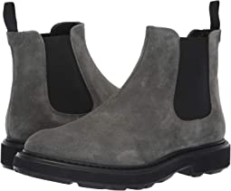 Suede Pull-On Boot