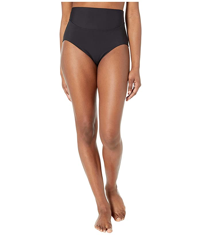 Miraclesuit Amoressa by Miraclesuit Solid Bottoms Martini (Black) Women