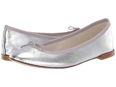 Repetto Cendrillon (Silver) Women