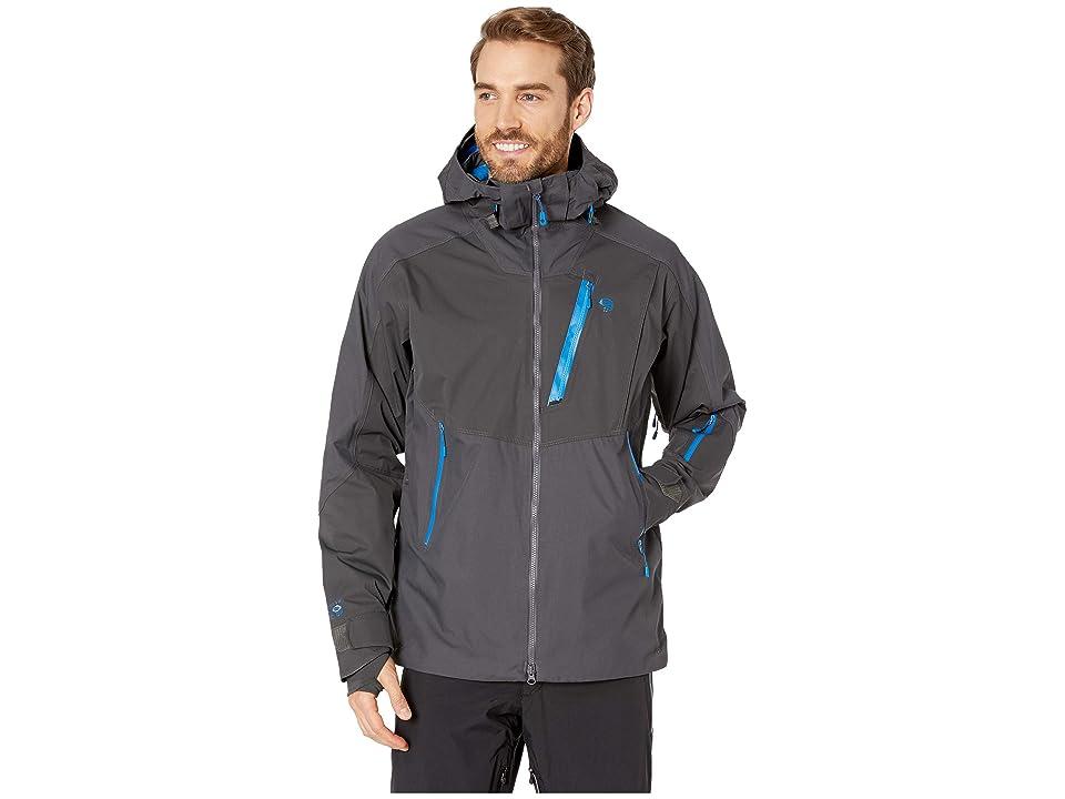 Mountain Hardwear FireFall Jacket (Shark) Men
