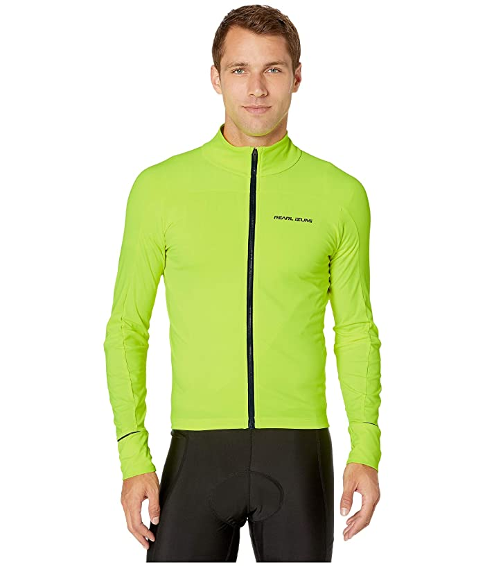 Pearl Izumi  Attack Thermal Jersey (Screaming Yellow) Mens Clothing