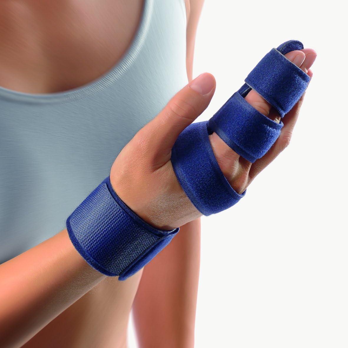 BORT 112770 DIGISOFT®- Wrist Brace Two Fresno Mall Splint Finger Max 48% OFF