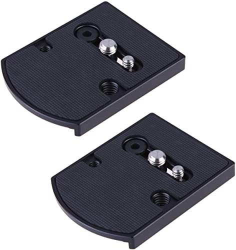 2021 Set of 2 Ivation Replacement Quick lowest Release Plate for The Manfrotto 410, 405, 808RC4, 498RC4, 394, high quality 468MGRC4, MH057M0-RC4, MH055M0-RC4, RC4, sale