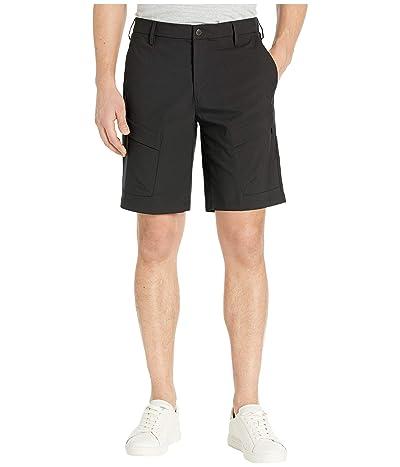 Dockers Performance Supreme Flex Cargo Shorts (Black) Men
