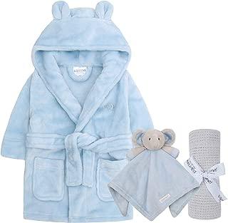 ZumZup Unisexe B/éB/é Peignoir a Capuche Poncho Couvertures Coton Encapuchonn/é Robe de Chambre Serviette de Bain Pyjamas Enfants Chemise de Nuit Drap de Bain Plage