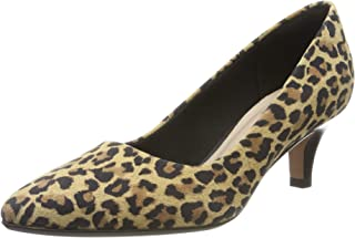 Clarks Linvale Jerica Girl's Closed-Toe Pumps