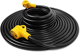 30 Amp 12.00 L14-30 Proline Power Heavy Duty 12 FT Generator Extension Cord 4 Prong 125-240V 10//4 SJTW