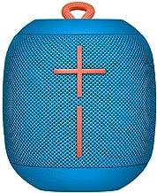 Logitech Ultimate Ears WONDERBOOM Super Portable Waterproof Bluetooth Speaker - Subzero Blue(Renewed)