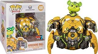 Funko Pop! Games: Overwatch - Figura de vinilo de bola de destrucción tóxica de 6.0 in