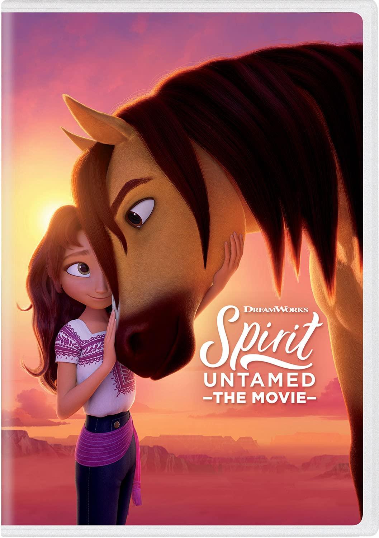 Spirit-Untamed:-The-Movie-(DVD)