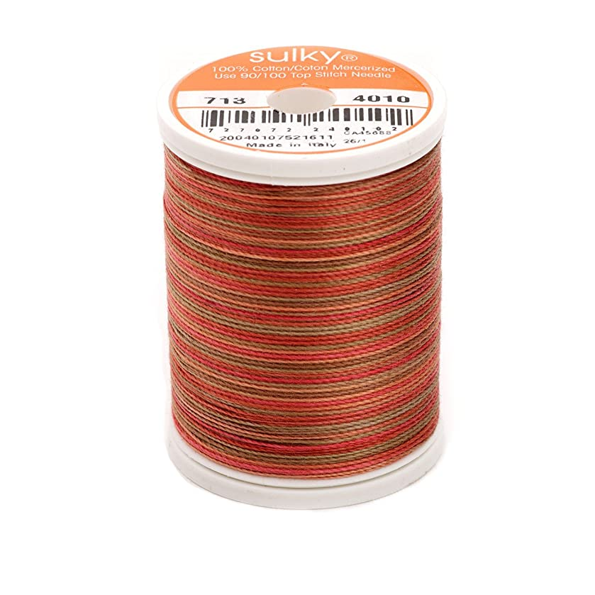 Sulky Blendables Thread for Sewing, 330-Yard, Caramel Apple