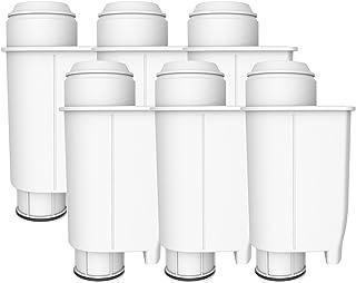 AquaCrest AQK-02 Remplacement du Filtre à Eau de la Machine à café Automatique Compatible avec Brita Intenza+ - incluant D...