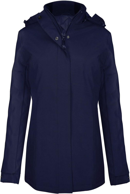 Kariban Womens/Ladies Parka Jacket