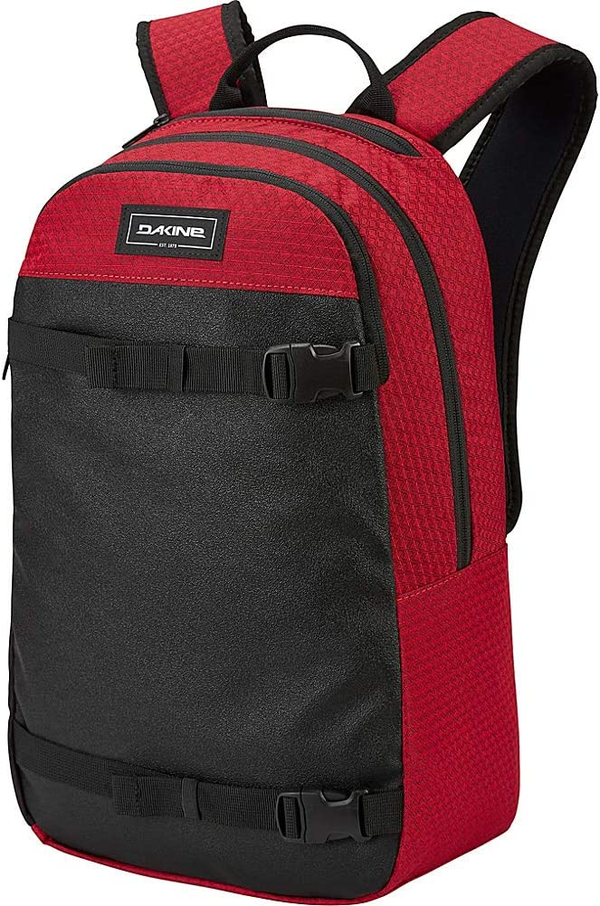 Dakine Popularity 22 L Urbn Mission Crimson Red Size Pack One Atlanta Mall