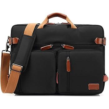 DONGLU Mens Vintage Tote Multifunction Shoulder Messenger Bag Briefcase Color : 1#, Size : S