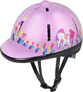 Helmet Child Kids Toddler Hat Bike Cycling Riding Horse Safety Sports Goods