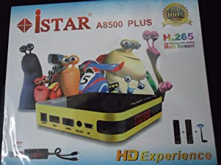 IStar Korea A8500 Plus with 12 Months Onlinetv Full Hd Free Arabic African Turkish Kurdish German French Indian Persian Spanish Polish Dutch Somali 2018