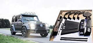 MANSORY GRONOS style Body Kit for Mercedes-Benz W463 G500 G63 G65 G-Class – 15 pcs kit