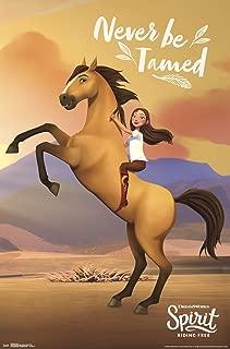 Trends International DreamWorks Spirit - Life Wall Poster, 22.375