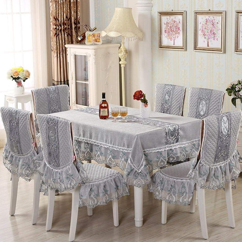 WENYAO Modern simpTabcloth,Oblong tabcloth,Print tablecloths,Tablecloths for rectangtables G 110x160cm(43x63inch)