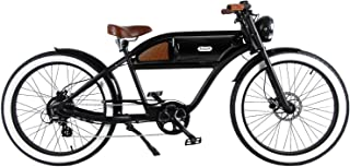 MICHAEL BLAST T4B GREASER RETRO STYLE Electric BIKE - 26