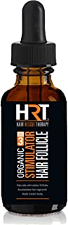 Help Stop Hair Loss with Organic - Drug Free – Chemical Free Hair Regrowth Follicle Stimulator - BEST for thinning hair in men and women