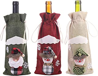 champagne bottle christmas decorations