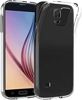 JETech Case for Samsung Galaxy S5, Shock-Absorption Cover, HD Clear