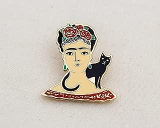 Artista de Mexico Enamel Pin - Lapel Pin - Badge