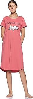 Amazon Brand - Eden & Ivy Women Nightdress