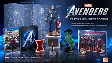 Marvel's Avengers, Collector's Edition, Playstation 4