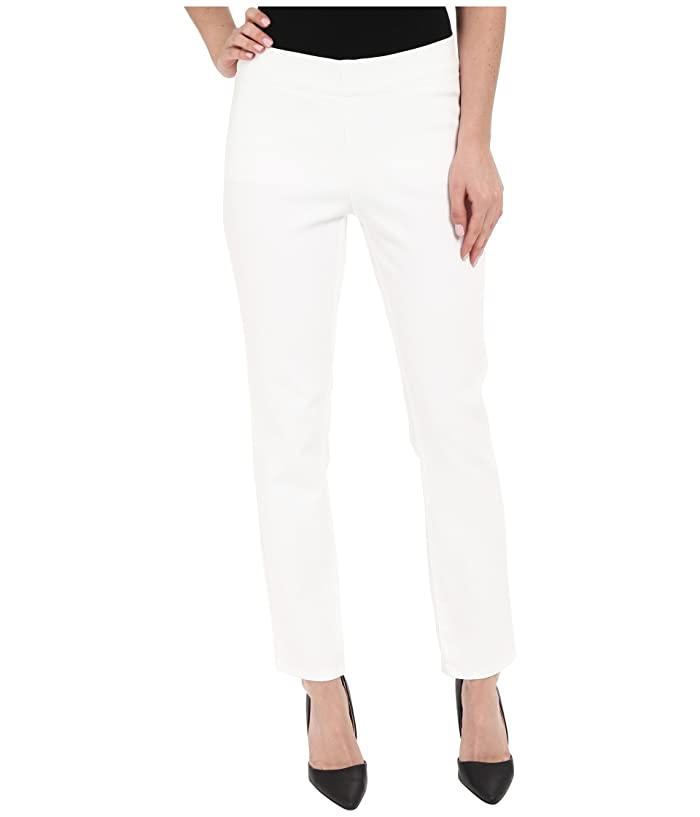 NYDJ Millie Ankle Jeans in Endless White (Endless White) Women's Jeans