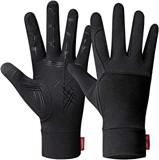 Winter Gloves Windproof Thermal for Men Women Ideal for Sport Outdoor Running Cycling Hiking Driving Climbing Touch Screen...