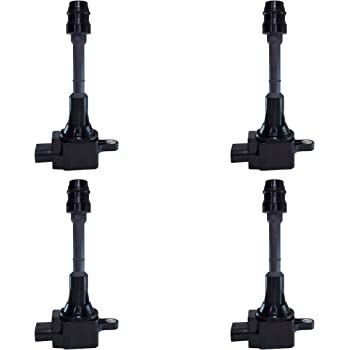 224488H315 Parts Galaxy IC108k Ignition Coil Kit Set of 4 for Nissan Altima Sentra 2.5L fits UF-350 UF350