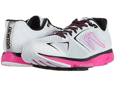 Newton Running Distance S 9 (White/Fuchsia) Women
