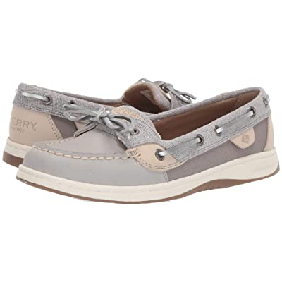 Sperry Angelfish Metallic (Grey/Silver) Women