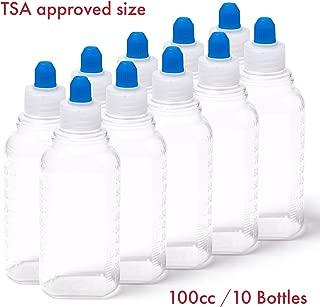 Best 100ml screw top bottle Reviews