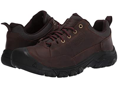 KEEN Targhee III Oxford (Dark Earth/Mulch) Men