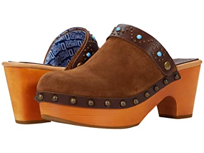 Dingo Woodstock (Brown Suede) Women