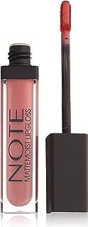 NOTE Cosmetics Mattemoist Lipgloss, No. 403, 0.2 Ounce