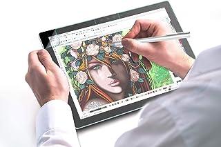 Surface pro 7 / 6 / 5 / 4 ペーパーライク フィルム 紙のような描き心地 反射防止 指紋防止 気泡ゼロ