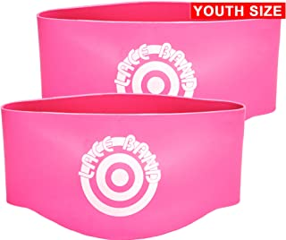 Unique Sports Youth Lace Bands Soccer Cleat Lace Protector, Youth Size